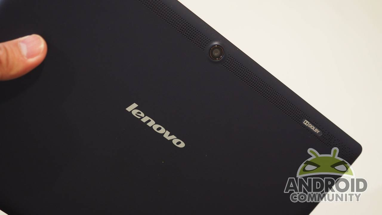Lenovo Tab 2 A8, A10 hands-on: cinametic sound on a budget