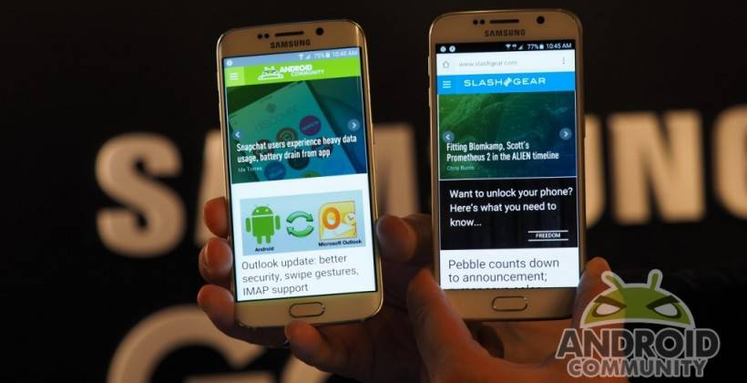 Samsung Galaxy S6 Android Community