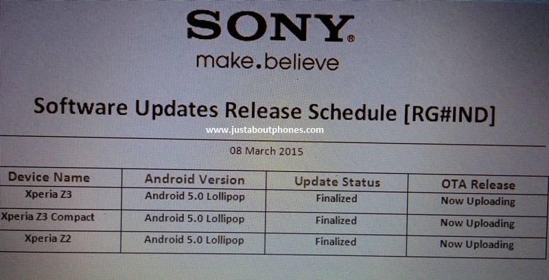 sony updates release schedule