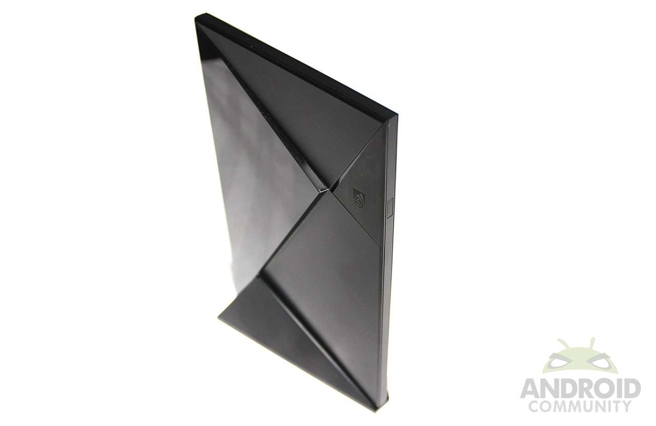 The new NVIDIA SHIELD: hands-on with Android TV, gaming style