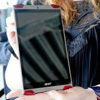 Acer Android gaming tablet