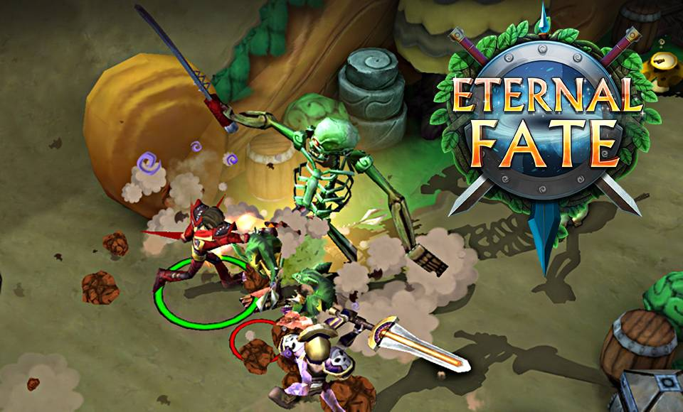 Eternal Fate now available in its full MMORPG glory for