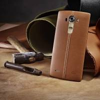 LG G4 Leather Material Back Cover 6