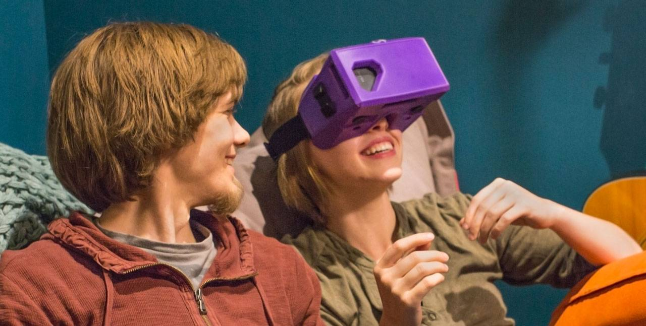 MergeVR Virtual Reality Goggles