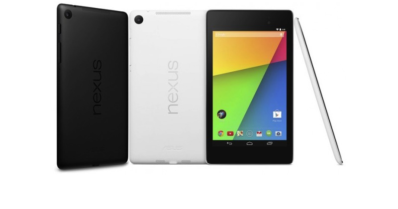 Nexus 7 Android 5.1.1 Lollipop