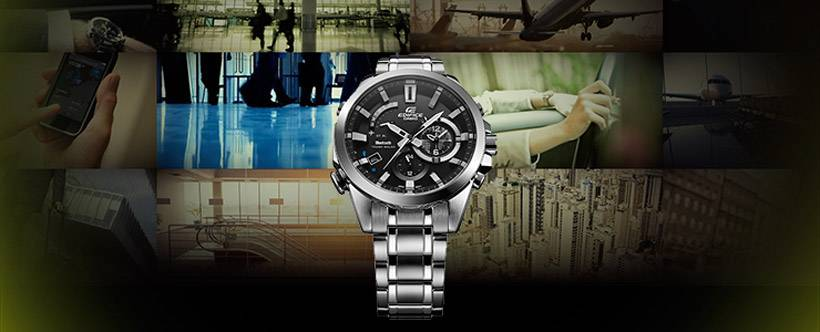 Casio Edifice Eqb 510d And Ecb 500d Show World Time Android Community