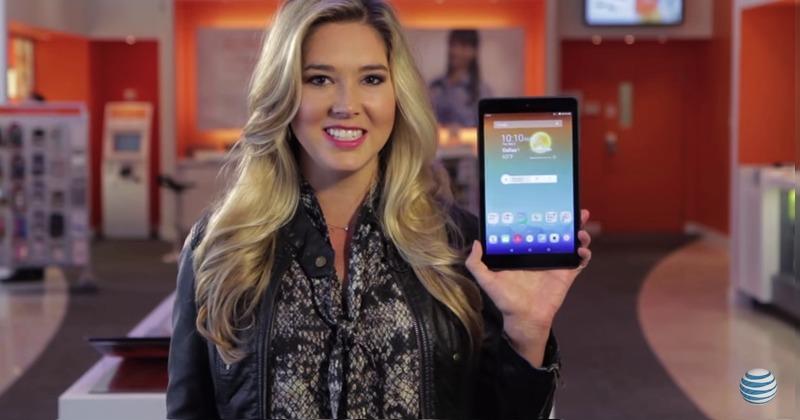 ATT Trek HD Android Tablet