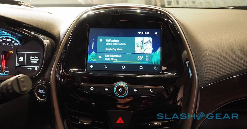 Chevrolet Android Auto