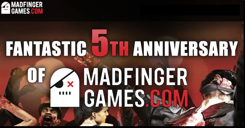 Madfinger Games celebrates 5th Anniversary