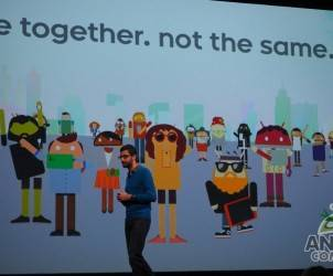 @SlashGear and @Androids Google IO 2015 Keynote