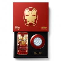 Samsung Galaxy S6 edge Iron Man Limited Edition d