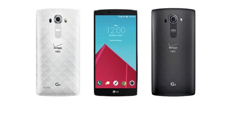 Verizon LG G4 Preorder