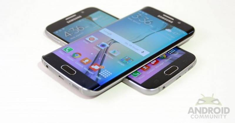 Android 5.1 Samsung Galaxy S6 S6 edge