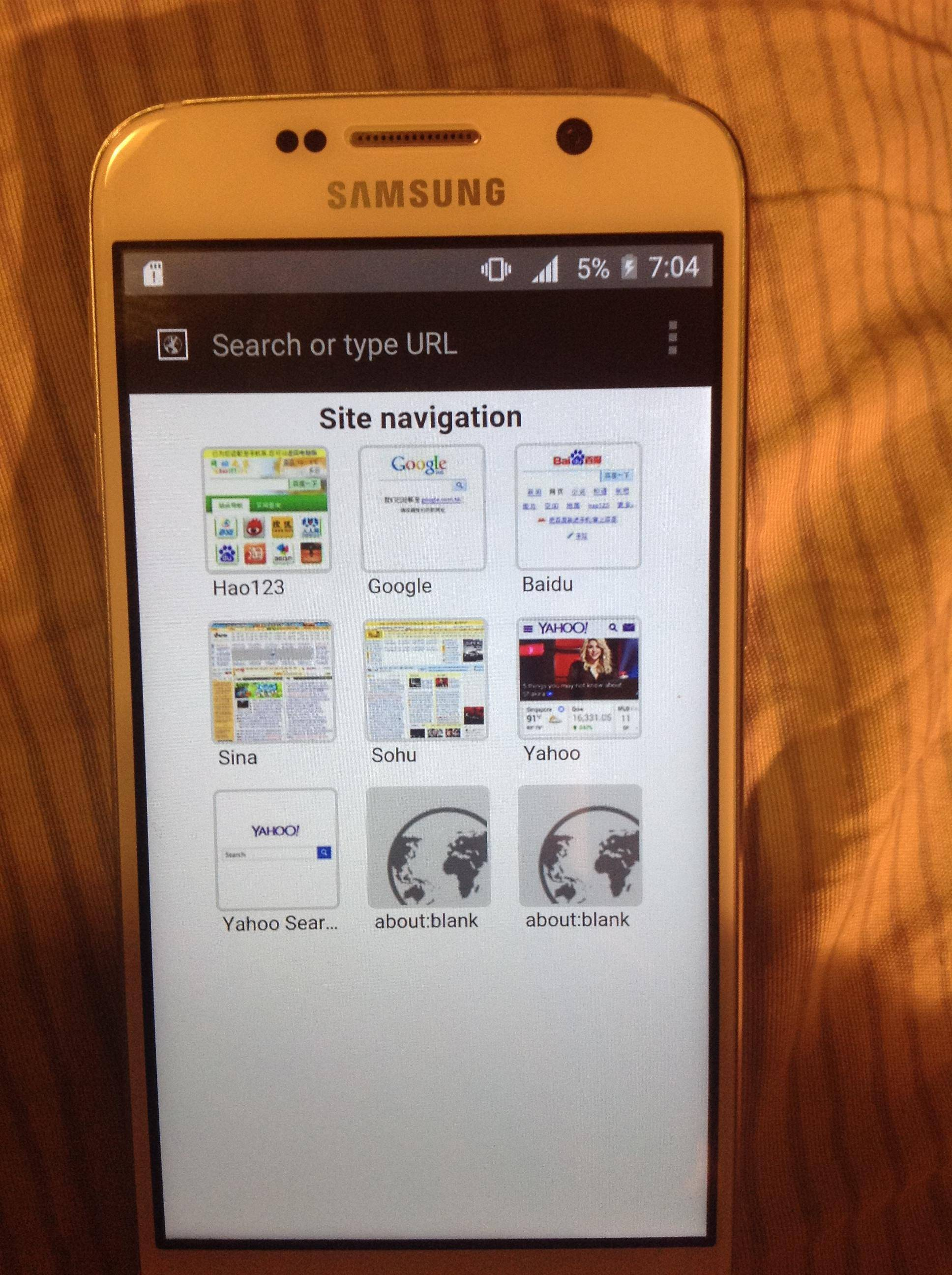 Yet another fake Samsung Galaxy S6 purchased off Craigslist