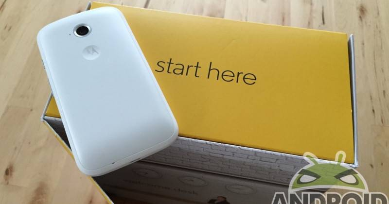Motorola Moto E Cricket Wireless
