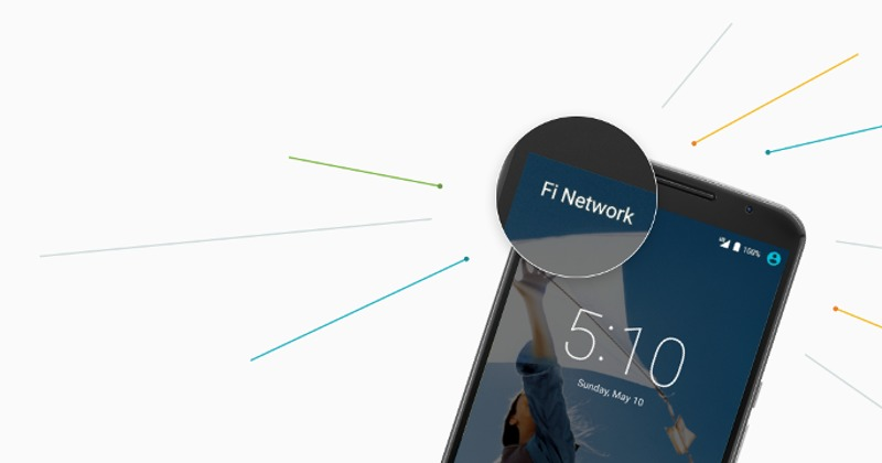 Nexus 6 Project Fi