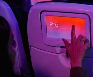 Virgin America Red Android