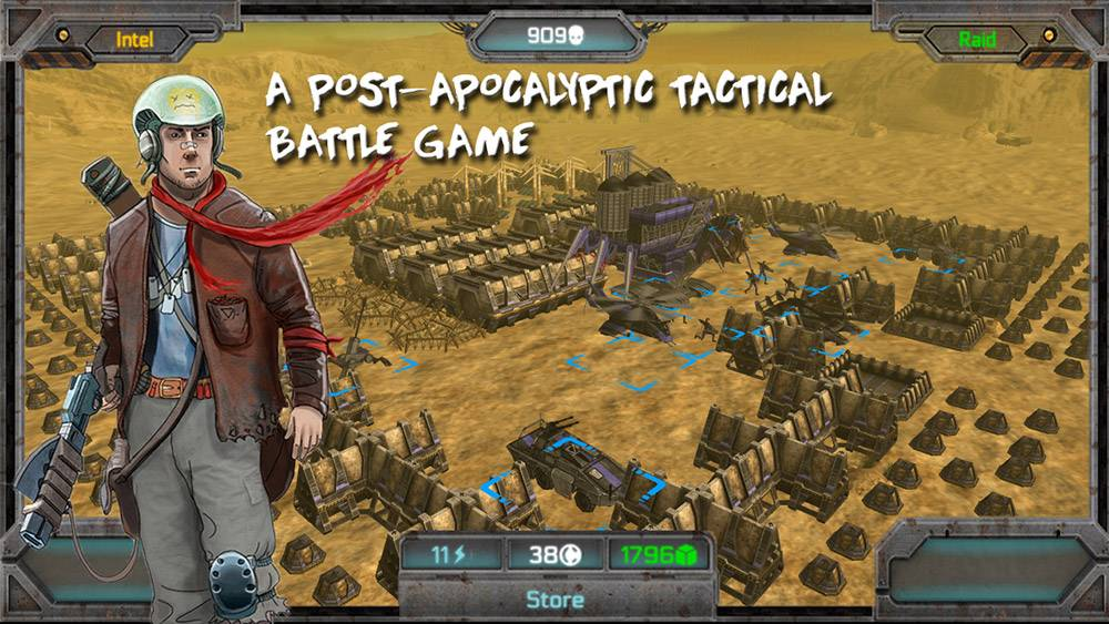 Year 0 Tactics gives you some apocalyptic RTS game time - Android ...