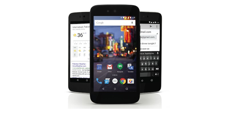 Android One Pakistan