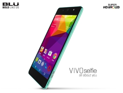 BLU Products Vivo Selfie