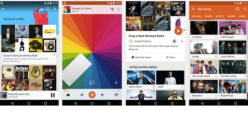 How to Refresh Your Google Play Music Library and Find Your Missing Tracks