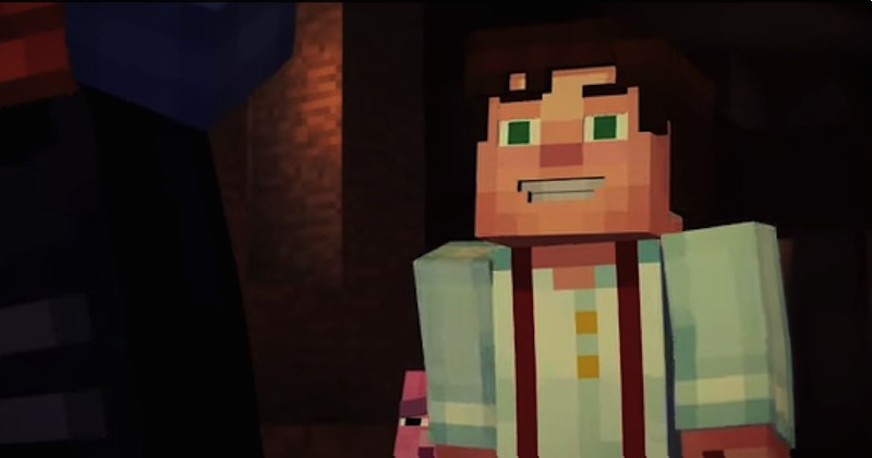 Minecraft Story Game Mode
