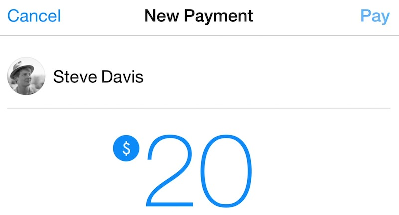 Payments in Facebook Messenger 1