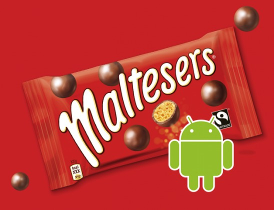 Android Maltesers