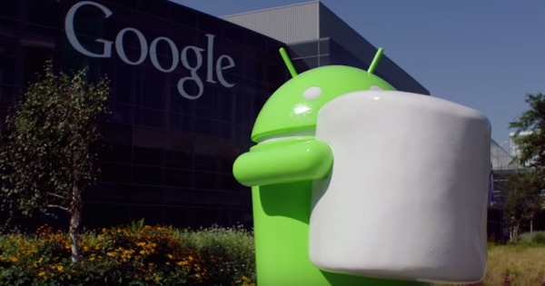 Android Marshmallow Statue 2