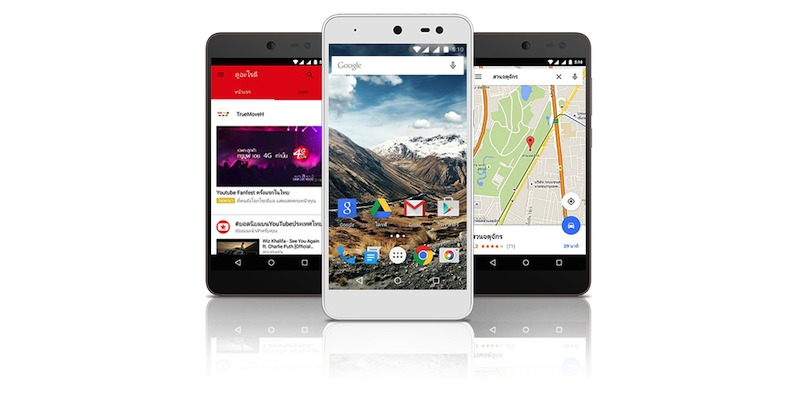 Android One Google Thailand smartphone