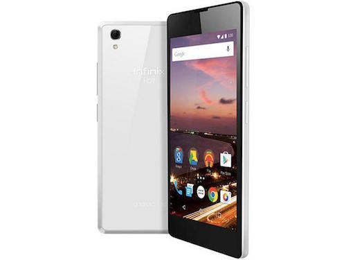 Infinix Hot 2 Google Android One Africa