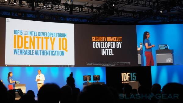 Intel password Identity IQ