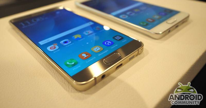 Samsung Galaxy Note 5 128GB model