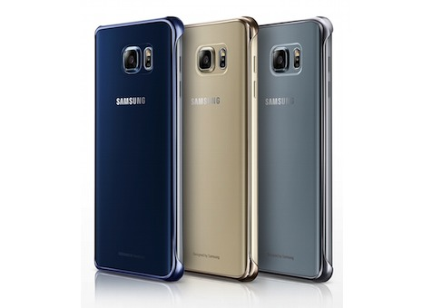 Samsung Galaxy Note 5 Clear Cover 2