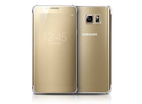 Samsung Galaxy Note 5 Clear View Cover 2
