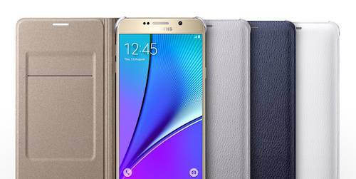Samsung Galaxy Note 5 Flip Wallet 2