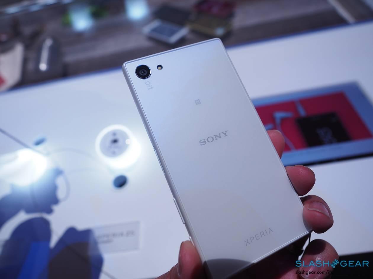 Sony Xperia Z5, Xperia Z5 Compact, Xperia Z5 Premium hands-on