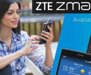 ZTE ZMAX 2 AT&T 2