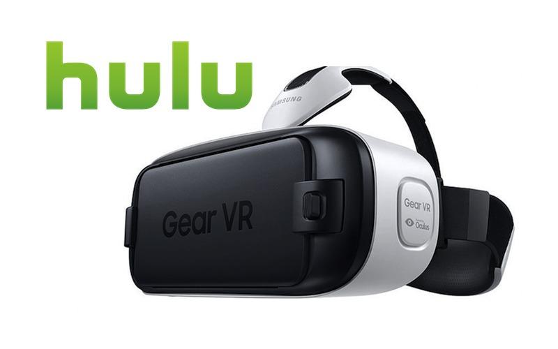 Hulu VR app Samsung Gear VR
