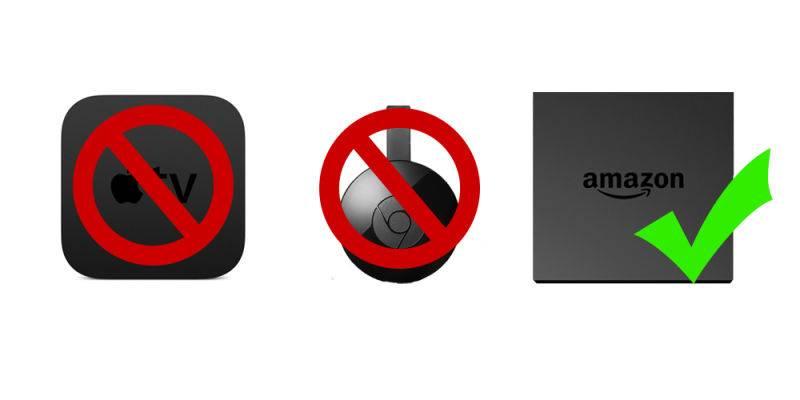Amazon Chromecast