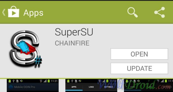 Chainfire App