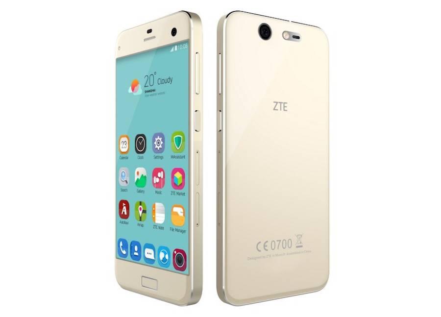 ZTE Blade S7 Rose Gold