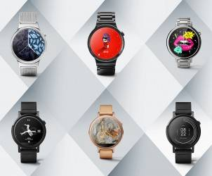 Android Wear New Watch Faces cover