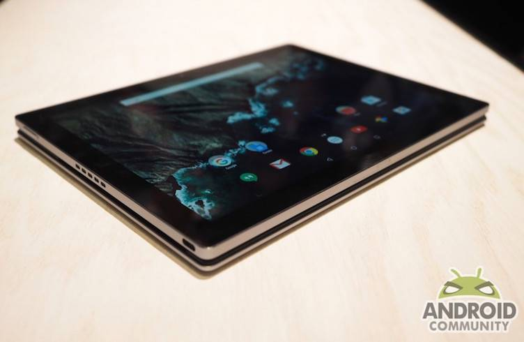 Google Pixel C Android 6.0 Marshmallow Google Store