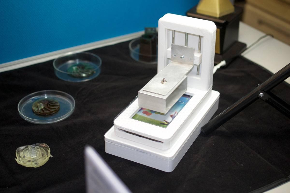 smartphone 3D printer 1