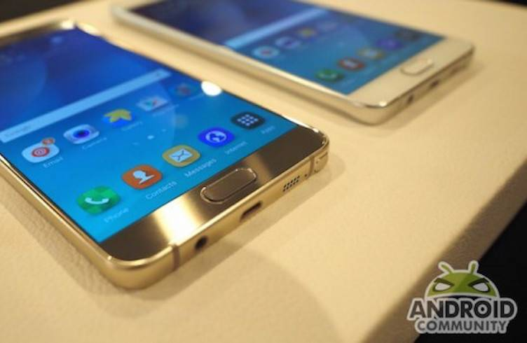 Here's how to enable Multi Boot your Galaxy Note 5 - Android