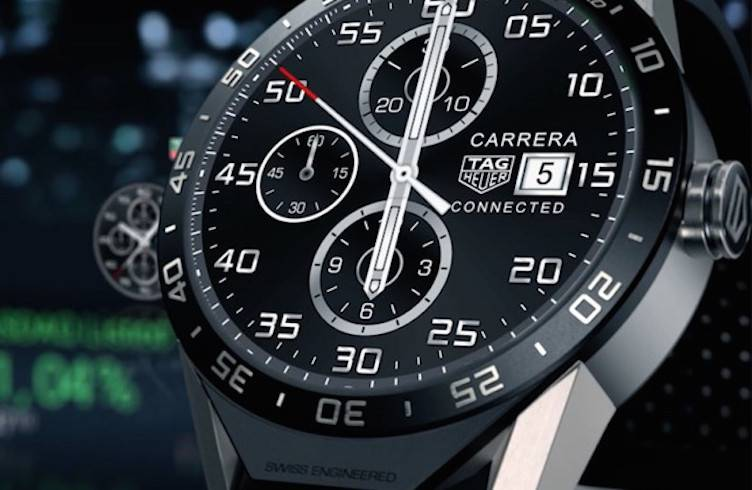 Tag Heuer Connected Android Wear Smartwatch