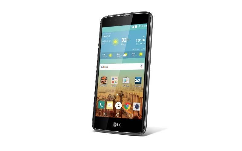 Boost Mobile offers LG Tribute 5 aka LG K7, free music
