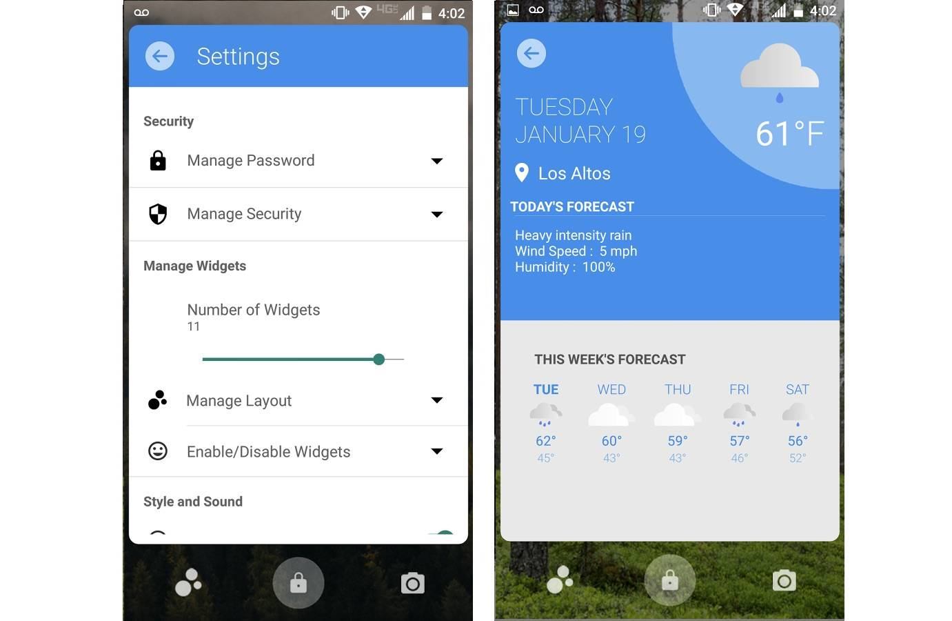 Lockscreen app for Android gets smarter with Defumblr