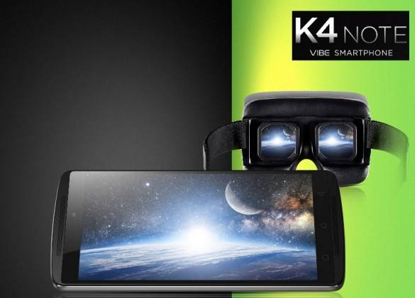 Lenovo-Vibe-K4-Note-and-VR-headset